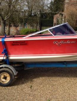 Broom Scorpio Classic going under the hammer in the Irelands Wroxham Boat and Leisure Auction 620x337